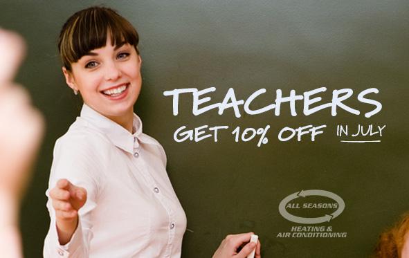 Teachers you deserve a break