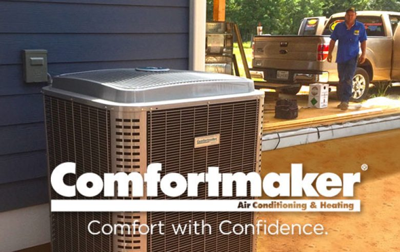 New Home A/C Install