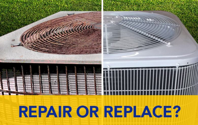 When to Repair or Replace