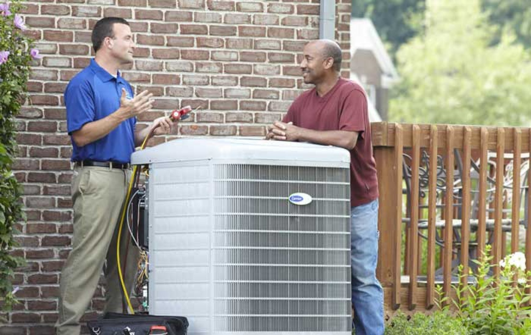 AC Repair Services in Longview, TX