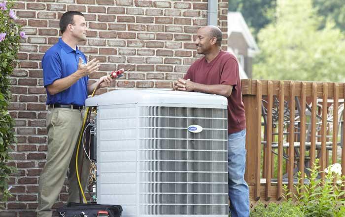 AC Repair Services in Longview, TX